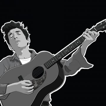 Bob-Dylan(BW)