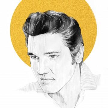 Elvis Presley(Gold)