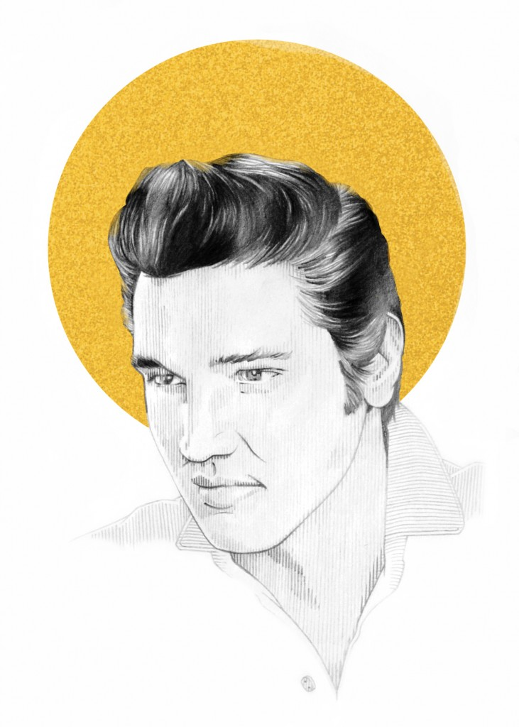 Elvis Presley(Gold)