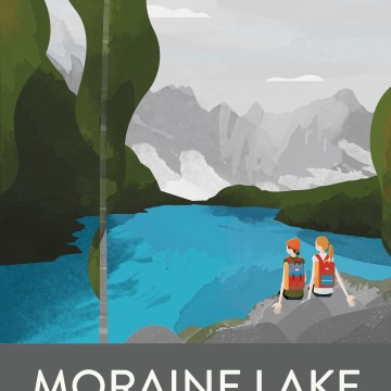 Moraine Lake(Hands)