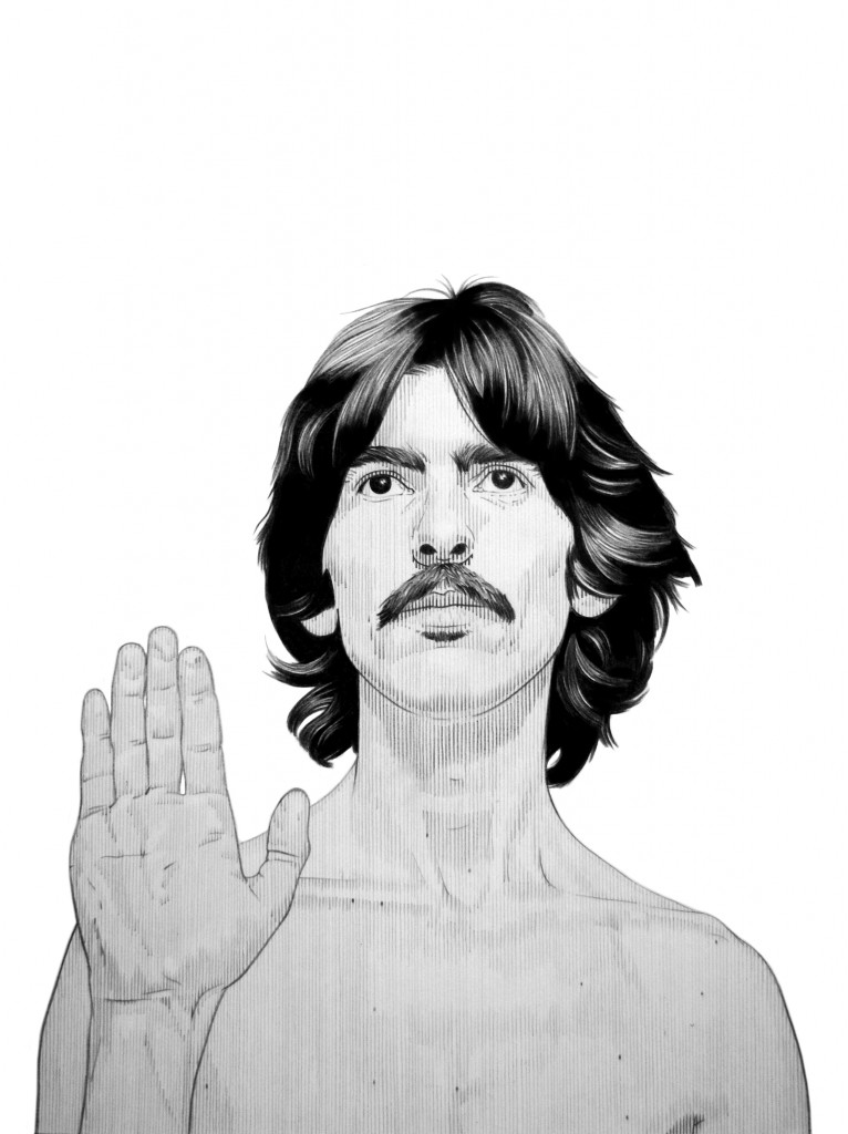 George Harrison copy