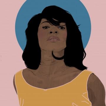Tina(No Border)