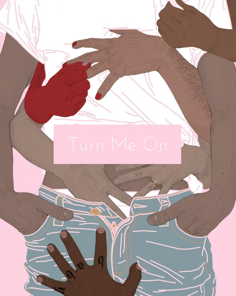 Turn Me On Poster(Instagram2)