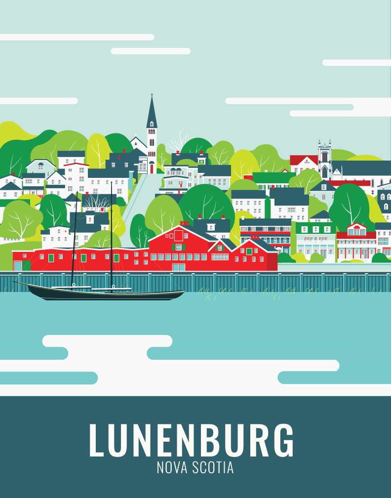 Lunenburg(Poster)