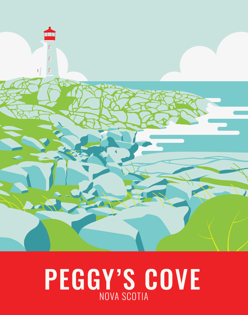 Peggy's-Cove(Poster)