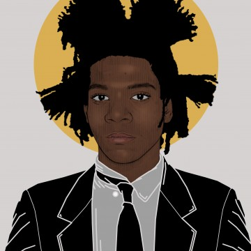 Basquiat(No Border)